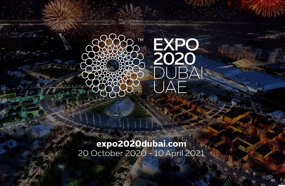 EXPO2020: Be There for The World's Greatest Show