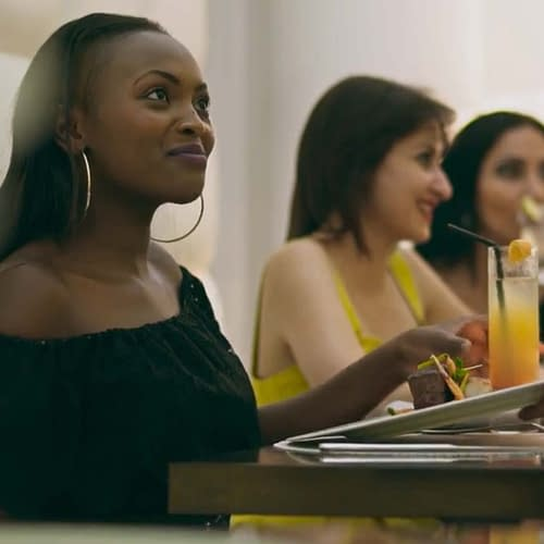 Celsius Dubai Restaurant