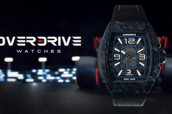 Overdrive Watches – New collection