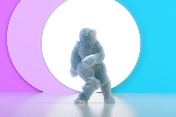 Hairy Dance by JJ agency